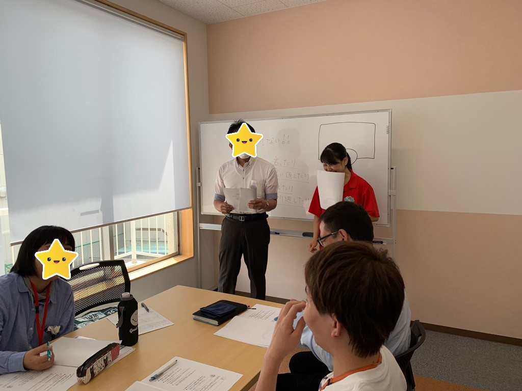 アンガーマネジメントカリキュラム【名古屋名西キャリアセンター】