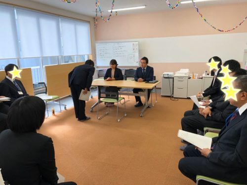 模擬面接会【名古屋名西キャリアセンター】