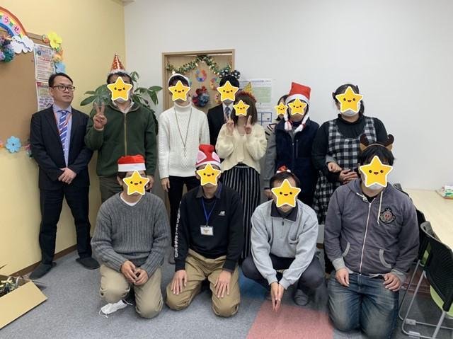クリスマスイベント②【名古屋名西キャリアセンター】