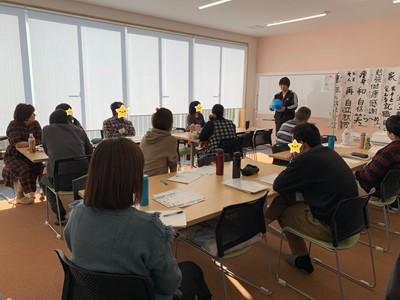ルクスキャリアセンター髙木施設長の特別カリキュラム