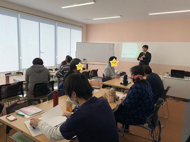 特別カリキュラム丸山施設長【名古屋名西キャリアセンター】