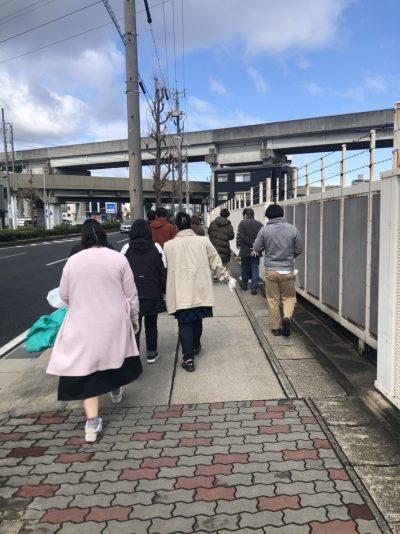 上小田井駅清掃【名古屋名西キャリアセンター】