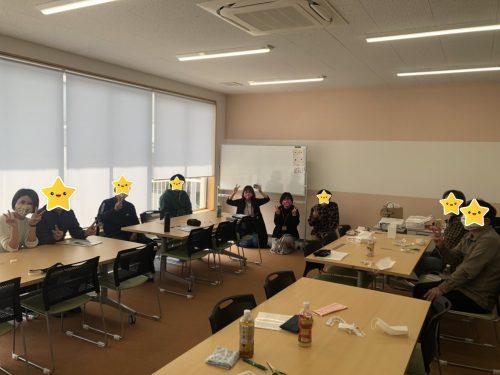 マスクつくり【名古屋名西キャリアセンター】