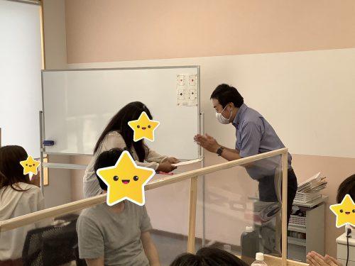 卒業式【名古屋名西キャリアセンター】